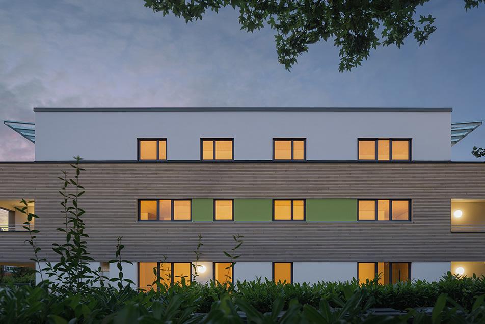 Mehrfamilienwohnhaus mit 6 Wohneinheiten, ein Projekt der Geiser TGA