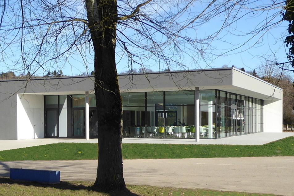 Mensa Emil-Dörle-Schule, ein Projekt der Geiser TGA