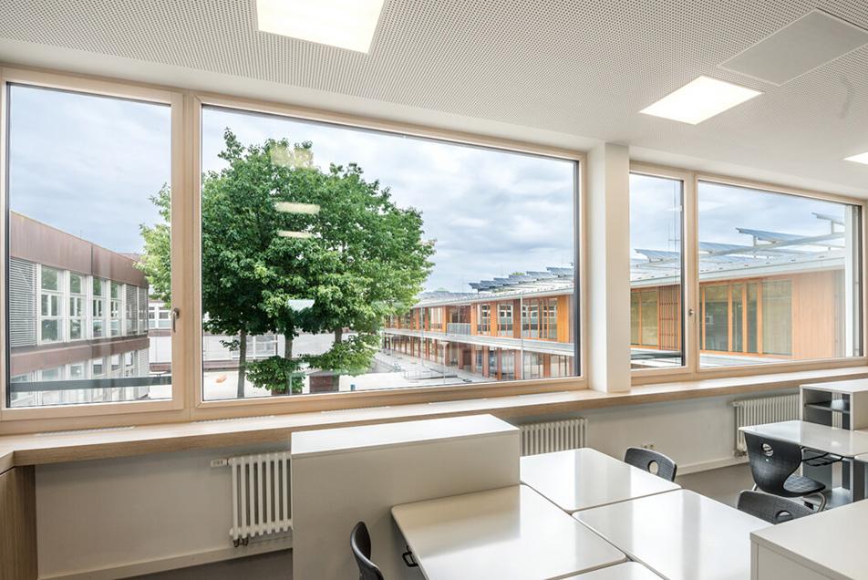 Emil-Dörle-Schule, ein Projekt der Geiser TGA