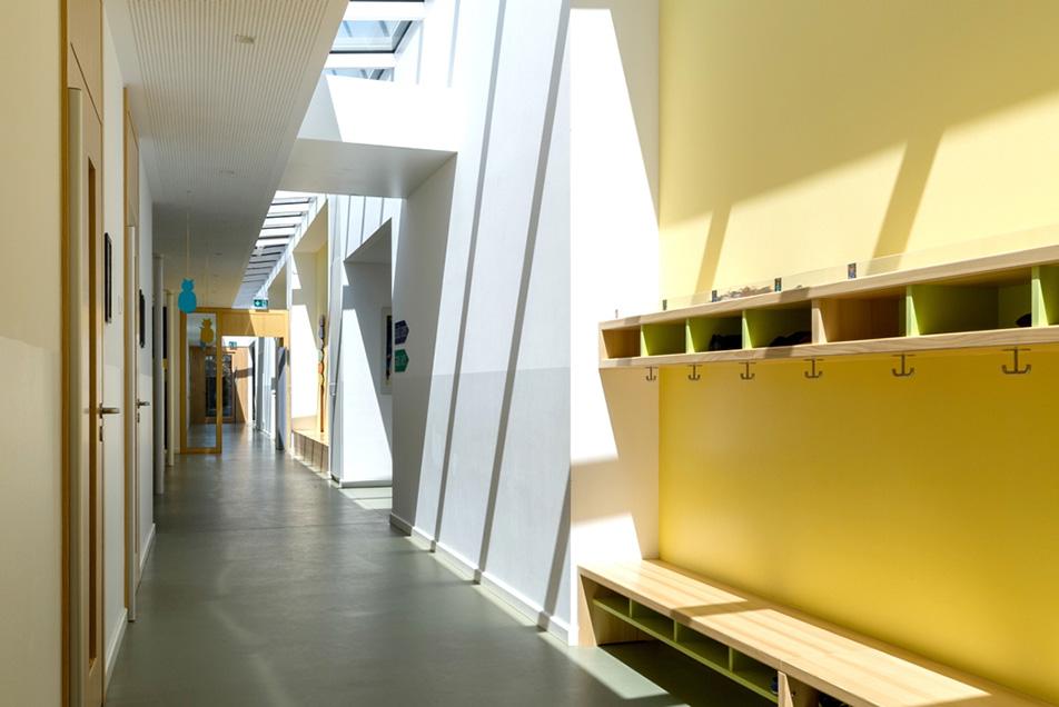 Kindergarten Elzdammnest, ein Projekt der Geiser TGA