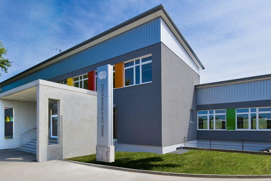 Bärbel v. Ottenheim-Schule, ein Projekt der Geiser TGA