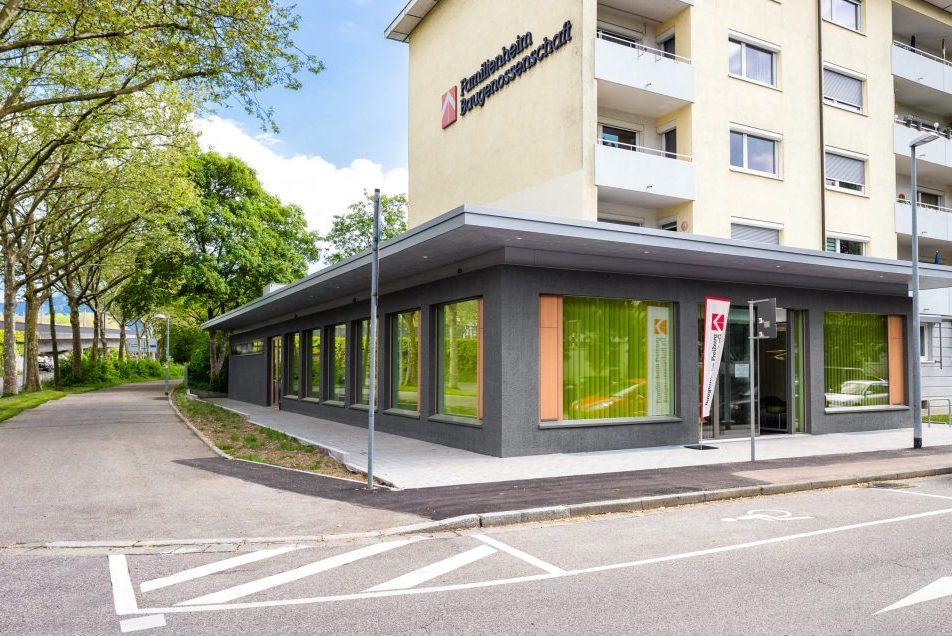 Erweiterung und Umbau Kundencenter Familienheim Freiburg, ein Projekt der Geiser TGA, Jürgen Brandel | Fotografie
