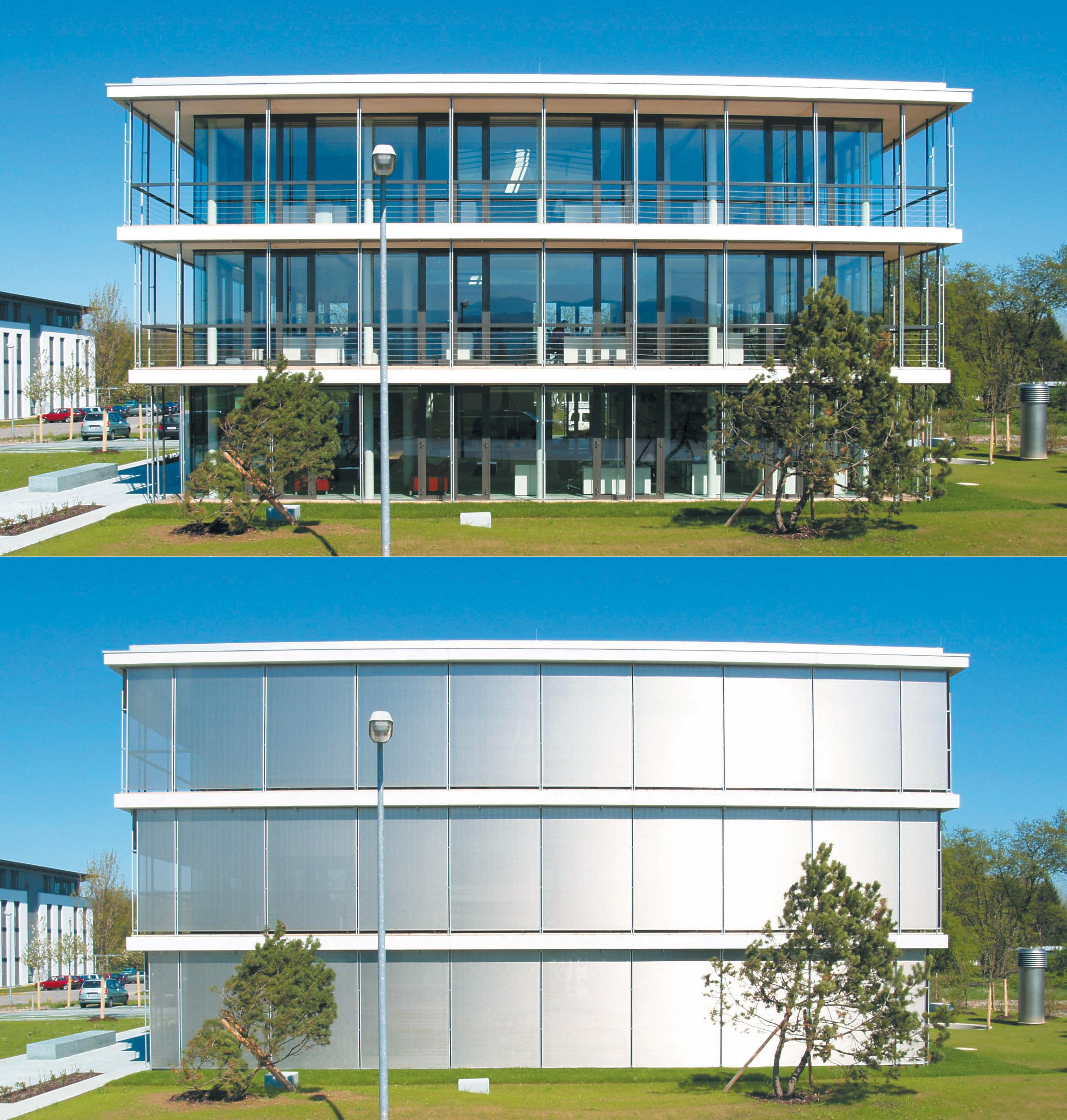 Pharmaceuticals, Freiburg, ein Projekt der Geiser TGA